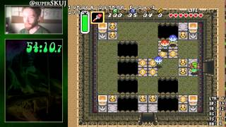"A Link To The Past Reverse Boss Order ""Tool Assisted Speedrun"" (With Commentary)"