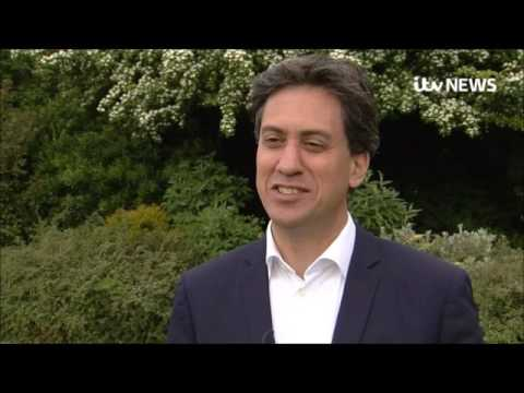 Ed Miliband on Theresa May