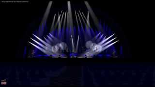 Michel Sardou Le France  Live 2013 GRAND MA 3D + ON PC