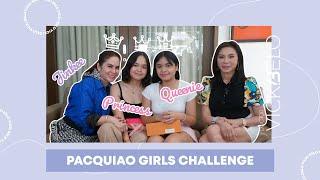 Pacquiao Girls Challenge | Vicki Belo