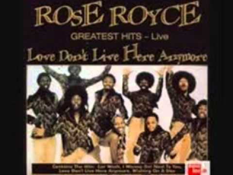 Rose Royce Sample  Love Dt  Here Anymore Produced  @Flyboyjizzle1