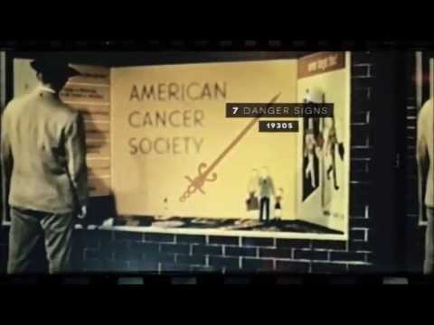The History of the American Cancer Society