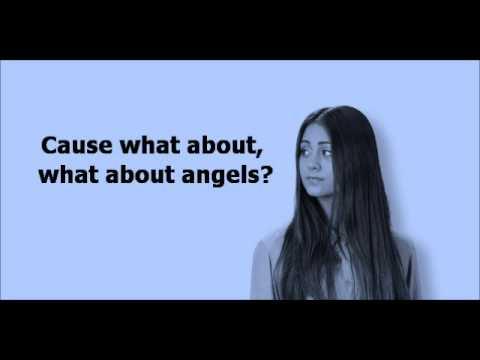 Jasmine Thompson Not About Angels + Lyrics