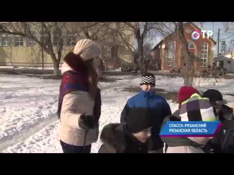 Спасск-Рязанский: когда он становится туристическим раем, а когда -- неприступной крепостью.