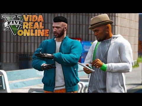 GTA V : VIDA REAL : É HORA DE EVOLUIR, COMPREI UM CARRO NOVO : EP. 52