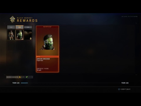 BO4: HOW TO UNLOCK THE TACTICAL MASTERCRAFT UNICORN CAMO FOR THE GK5 SMG