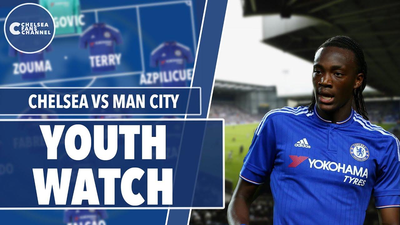 Chelsea Vs Man City: Chelsea Vs Manchester City