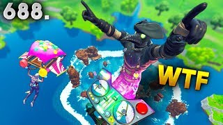 Fortnite Funny WTF Fails and Daily Best Moments Ep.688