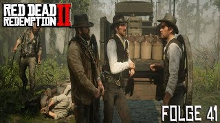 RED DEAD REDEMPTION 2 #41 - Amerikanische Destillation  -   Let´s Play ♣ Facecam