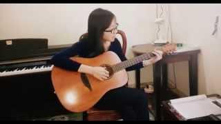 Giả Vờ Nhưng Em Yêu Anh - Guitar MotXoXiro