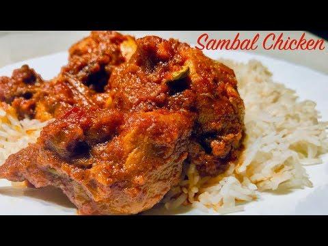 Sambal Chicken (Malaysian Chilli Chicken)   Recipes Are Simple