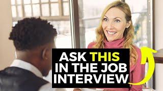10 Best Questions t๐ Ask an Interviewer - Job Interview Prep
