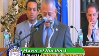 Hartford Mayor Pedro E. Segarra's 2014 State of the City Address Thumbnail