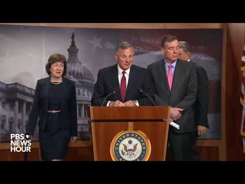 Download Youtube: WATCH: Senate Intel Cmte. leaders discuss recommendations for 2018 midterms election security