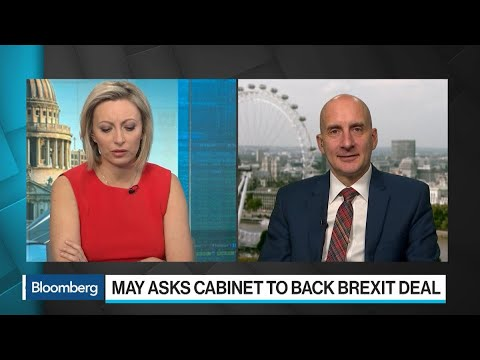 May's Brexit Deal 'Isn�t Going Anywhere at the Moment,' Adonis Says