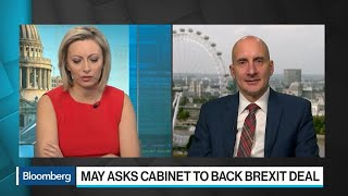 May's Brexit Deal 'Isn't Going Anywhere at the Moment,' Adonis Says