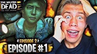 Den mest INTENSE AVSLUTNINGEN på en THE WALKING DEAD episode NOENSINNE ☠️💥 #2