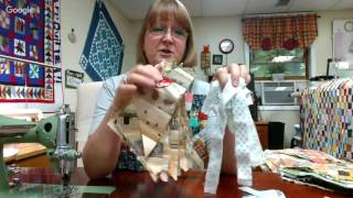 Try 2 Quilt Cam 8/7/2016