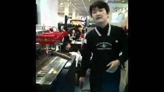2011.11.25 카페쇼 - 라마르조꼬 추출체험.