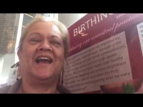 Hawaiian delegate Kaiulani Odom at #LowitjaConf2016