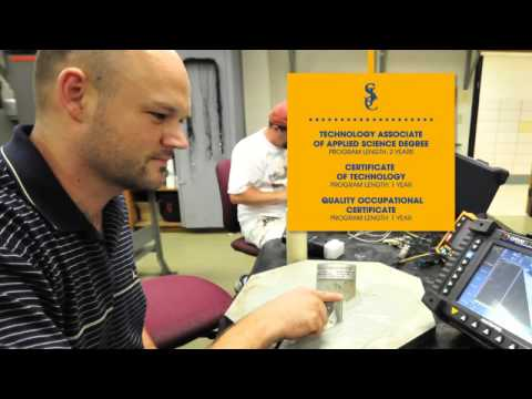 Non Destructive Testing Technology  Programs - San Jacinto College