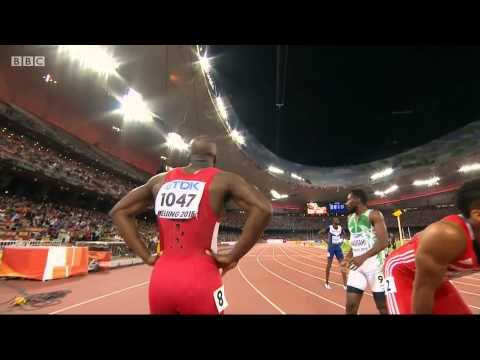 Wayde Van Niekerk 43.48 WL | Men's 400m Final IAAF World Championship Beijing 2015