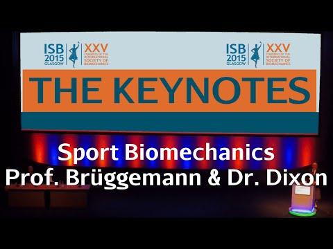 ISB 2015 - Sport biomechanics - Gert-Peter Brüggemann and Sharon Dixon