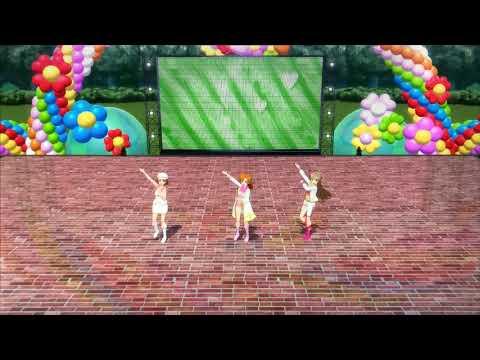 【スクフェスAC NS】WAO-WAO Powerful Day! ダンスフォーカス動画