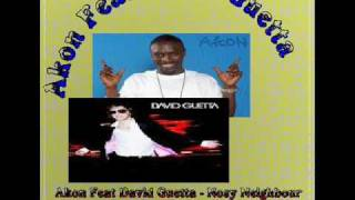 Akon Feat David Guetta - Nosy Neighbour (Eletro House DJ Tronic Mix DF).wmv