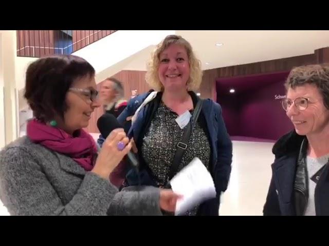 Interviews en trio des centres sociaux du Maine et Loire, JPAG 2018