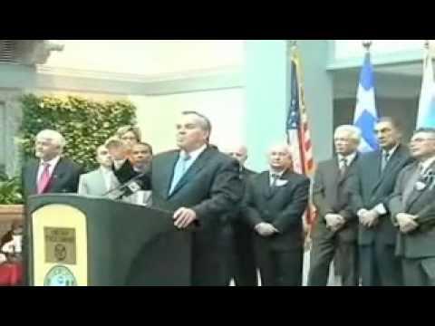 Mayor Richard M. Daley On Alexi Giannoulias