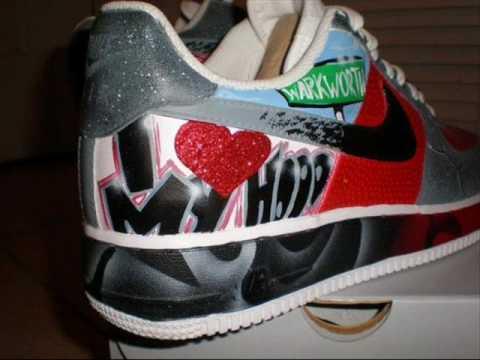 Nikes en Jordans Youtube Dopeman Aangepaste d5wqxd4