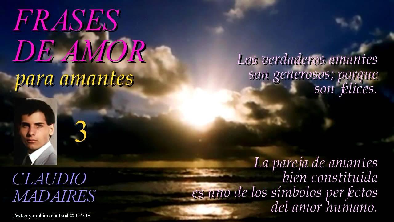 Frases De Amor Amantes Vol 3