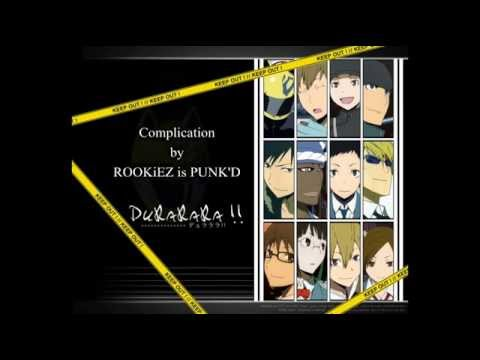 Complication  ROOKiEZ is PUNKD with Lyrics ENG Trans in Description