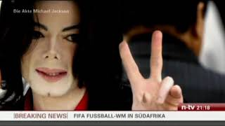 deutsch Aphrodite Jones' True Crime / Die Akte Michael Jackson Doku 2010 not guilty