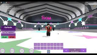 The greatest show (the greatest showman) Focus roblox dance