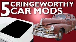 5 Cringeworthy Car Mods