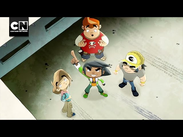 Team Hot Wheels The Origin Of Awesome L Cartoon Network Youtube