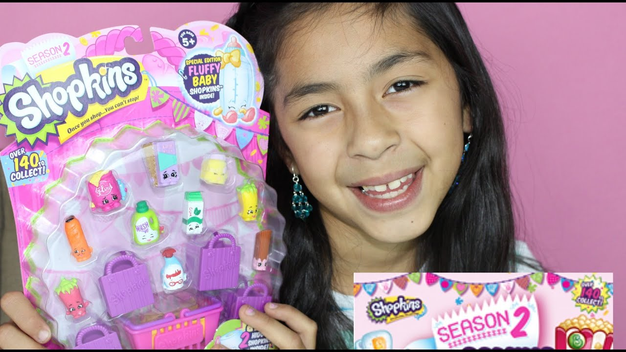 Shopkins season 2 shopkins special edition fluffy baby
