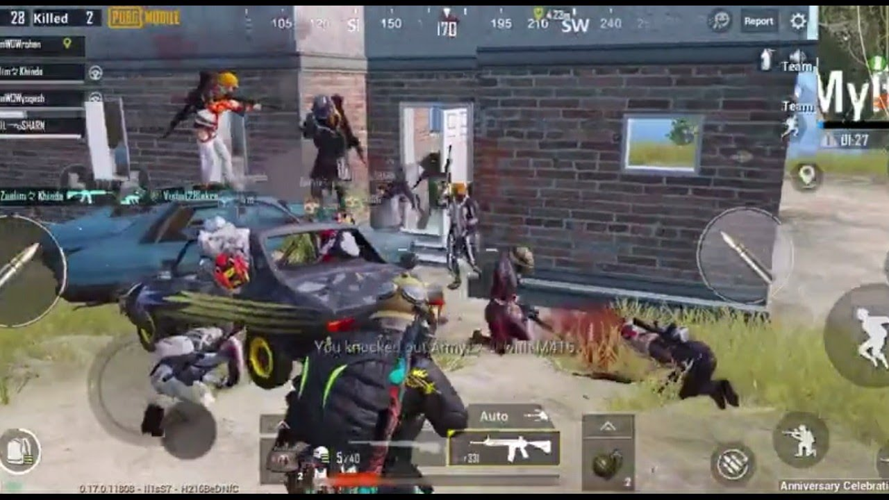 pubg mobile /Squad and solo pubg mobile ,pubg tik tok