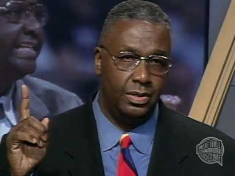 John R. Thompson's Basketball Hall of Fame Enshrinement Speech