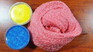 Foalm Fluffy Slime No Glue, Cách Làm Slime Xốp Mịn Với Đất Sét Xốp Không Hồ