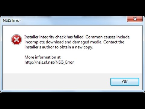 How To Fixed NSIS Error When Install Unity 3D