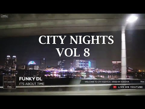 City Nights Vol. 8 ♫ Chill Hip Hop Mix