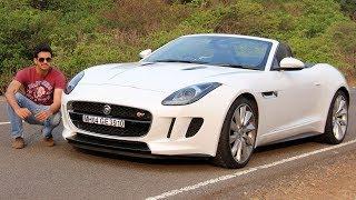 Jaguar F-Type Review - Part 1 | Faisal Khan