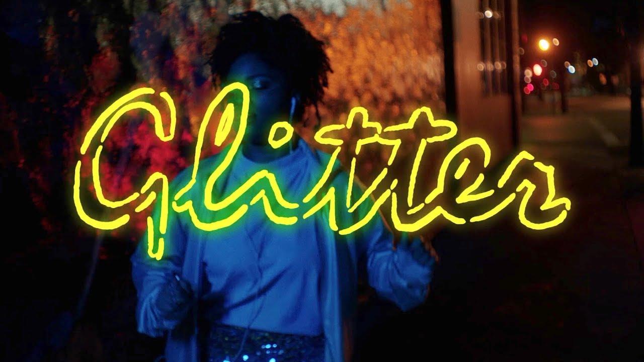 Keys N Krates - Glitter (feat. Ambré Perkins) [Official Music Video] | Dim Mak Records #1