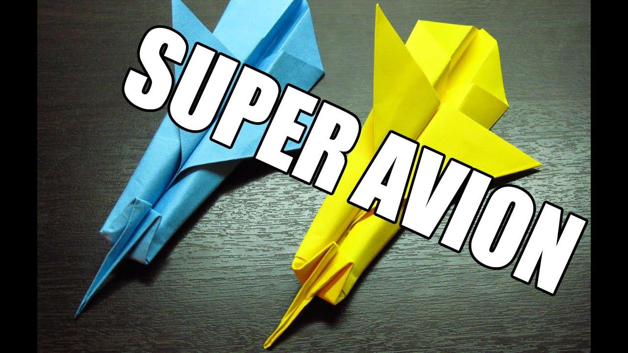Como hacer un super avion de papel volador origamis de - Como hacer un estor enrollable paso a paso ...