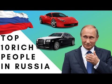 Ultimate Top 10 Richest and Wealthiest People in Russia 2019 | Forbes