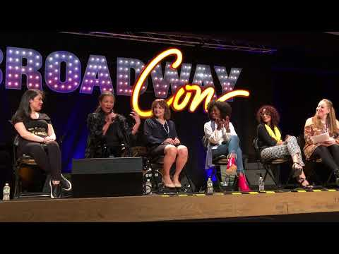 BroadwayCon 2018 - I'm Here: Celebrating the Leading Women of Broadway (1/26/2018)