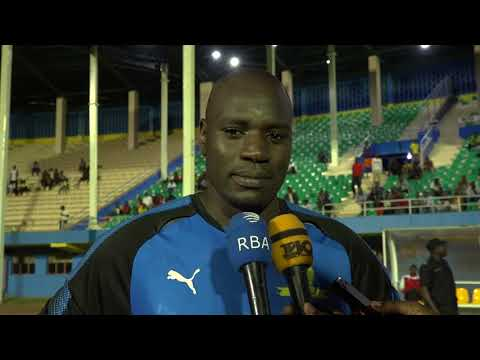 CAFCL: Denis Onyango pre-Match Interview vs Rayon Sports of Rwanda at Amahoro Stadium